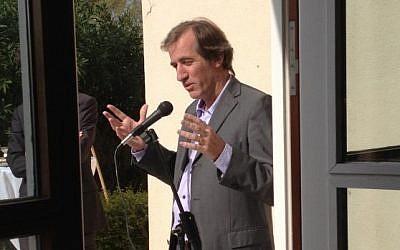 French Ambassador Christophe Bigot