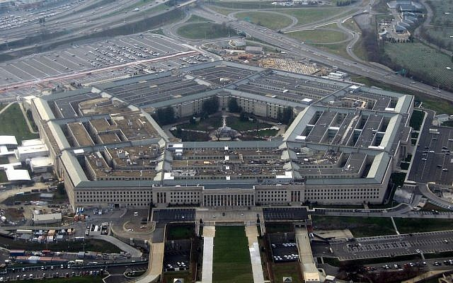The Pentagon, headquarters of the US Department of Defense (CC BY-SA mindfrieze, Flickr)