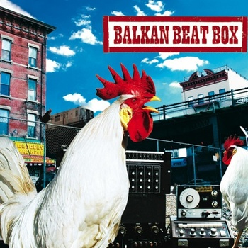 Balkan Beat Box (photo credit: album cover)