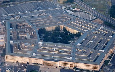 Pentagon officials keeping everything on the table in case sanctions fail. (photo credit: CC BY gregwest98, Flickr)
