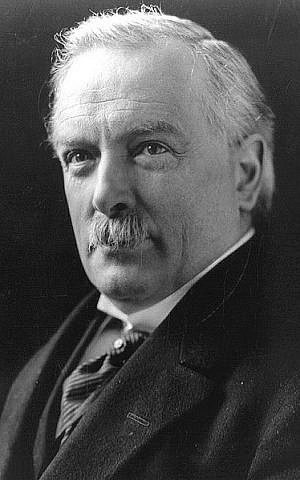 David Lloyd George (photo credit: Library of Congress, Wikimedia Commons)