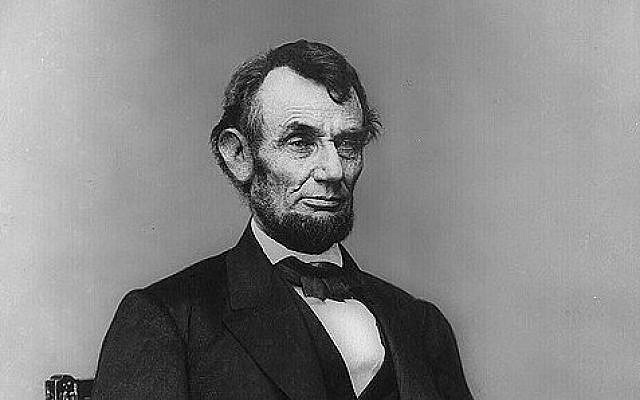 Abraham Lincoln. (Anthony Berger, Wikimedia Commons)