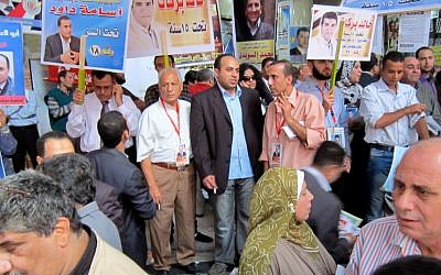 Egyptian presidential elections, the first since the ouster of Hosni Mubarak a year ago, will be held in May. (photo credit: CC BY Gigi Ibrahim, Flickr)