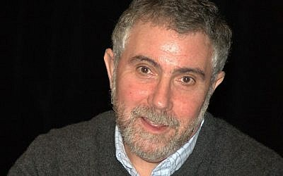 Paul Krugman (photo credit: CC-BY-SA David Shankbone, Wikimedia Commons)