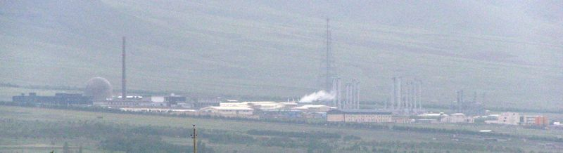 The Iranian heavy water reactor at Arak, one of many sites making up the Iranian nuclear program. (photo credit: CC-BY Nanking10, Wikimedia Commons)