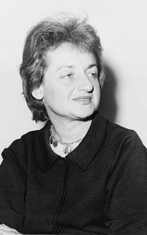 Betty Friedan, author of 'The Feminine Mystique' and feminist thinker. (Library of Congress)