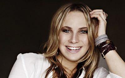 Carly Paiker, Australian jewelry designer (Photo credit: Courtesy)