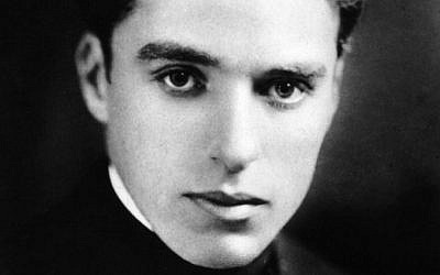 Charlie Chaplin in his youth in the US. (Photo credit: Public Domain)