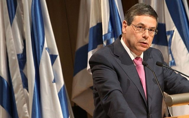 Deputy Foreign Ministry Danny Ayalon (photo credit: Miriam Alster/Flash90)