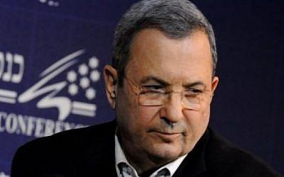 Ehud Barak (photo credit: Gili Yaari/Flash90)