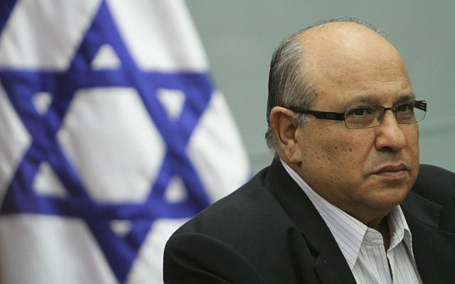 Former Mossad chief Meir Dagan (photo credit: Miriam Alster/Flash90)