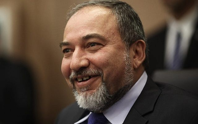 Foreign Minister Avigdor Lieberman (photo credit: Kobi Gideon/Flash 90)