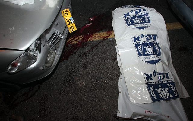 A slew of traffic accidents across Israel in the past week have left dozens injured and several dead. (Illustrative photo: credit: Uri Lenz/Flash90)