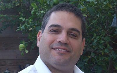 Porticor CEO Gilad Parann-Nissany (courtesy)