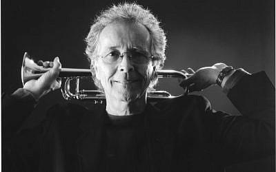 Herb Alpert, philanthropist trumpeter. (Photo credit: Gerry Wersh)