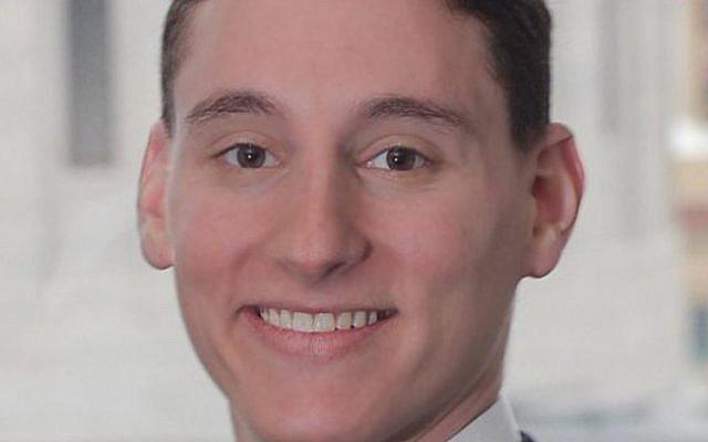 Josh Mandel, the Ohio state treasurer (Citizens for Josh Mandel/JTA)