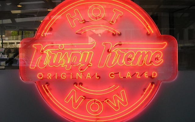 Krispy Kreme Donuts (Photo credit: Courtesy)