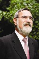 Chief Rabbi Lord Sacks (United Synagogue)
