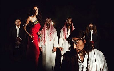 Israeli metal band Orphaned Land has performed in Turkey for over 10 years and has many fans throughout the Muslim world. (photo credit: Courtesy Orphaned Land)