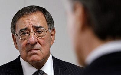 US Defense Secretary Leon Panetta (photo credit: Jacquelyn Martin/AP)