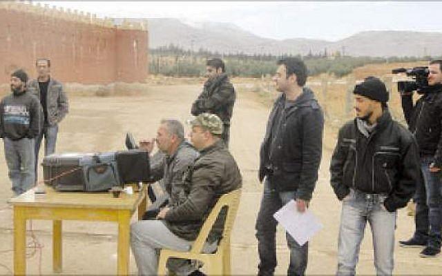 The Syrian Flash crew