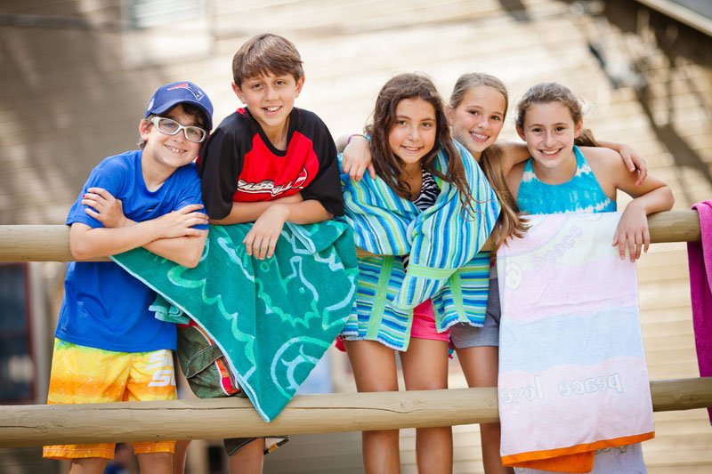 Here's how summer camps welcome their youngest charges | The