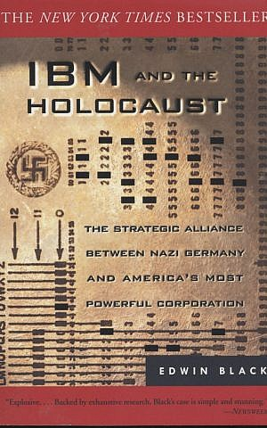 'IBM and the Holocaust'