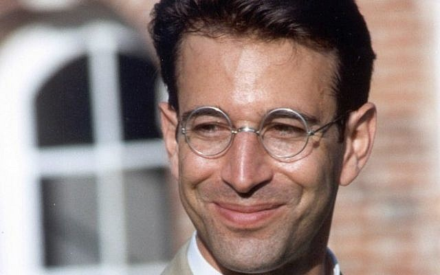 Daniel Pearl was a journalist for The Wall Street Journal. (photo credit: The Daniel Pearl Foundation)
