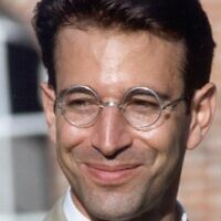 Daniel Pearl was a journalist for The Wall Street Journal. (The Daniel Pearl Foundation)