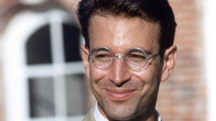 Murdered journalist Daniel Pearl. (Photo credit: the Daniel Pearl Foundation)