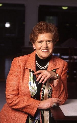 Debroah Lipstadt (photo credit: Courtesy of Emory University)