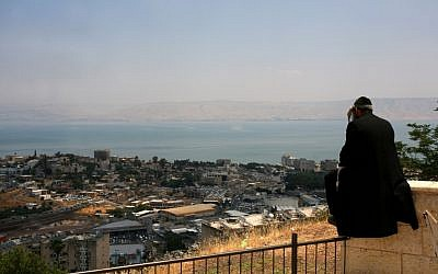 Tiberias was the most important Jewish center in the land of Israel in the centuries after the destruction of the Temple in Jerusalem in 70 CE. (photo credit: Chen Leopold/Flash 90)