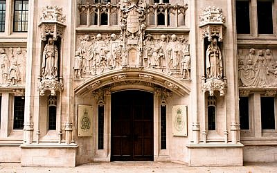 The UK Supreme Court (photo credit: CC-BY, Shark Attacks, Flikr)