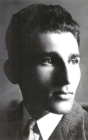 Avraham 'Yair' Stern, commander of the Lehi, was killed 70 years ago this week (photo credit: courtesy Lehi Museum)