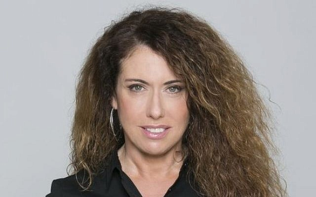 Stella Handler, chairwoman of cable company HOT (Courtesy: HOT)