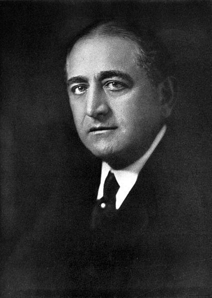 Adolph Ochs (photo credit: Wikimedia Commons)