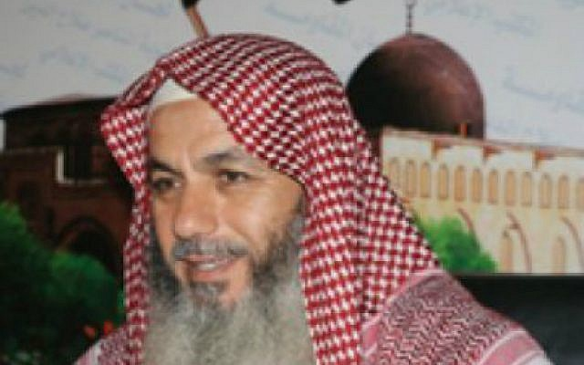 Popular Resistance Committee head Zuhair al-Qaissi was killed in an Israeli airstrike on Friday. (photo credit: IDF spokesperson)