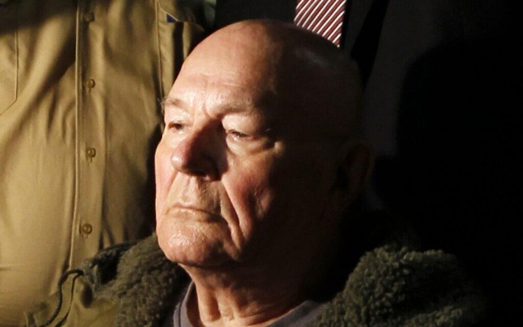 Photos surface showing convicted Nazi criminal John Demjanjuk at Sobibor camp