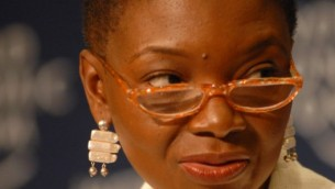 UN humanitarian chief Valerie Amos said the Syrian government agreed to a joint mission to assess the country's humanitarian needs. (photo credit: CC BY-SA shizhao, Wikimedia commons)