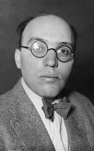 Kurt Weill (photo credit: CC-BY-SA Bundesarchiv, Wikimedia Commons)