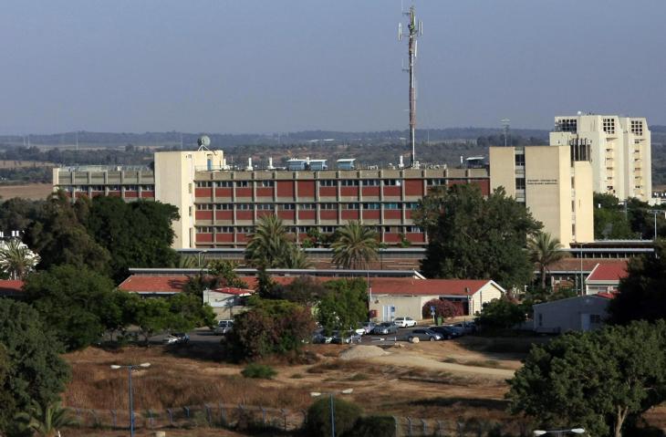 Barzilai Medical Center, Ashkelon (photo credit: Tsafrir Abayovr/Flash90)
