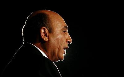 Shaul Mofaz (photo credit: Olivier Fitoussi /Flash90)