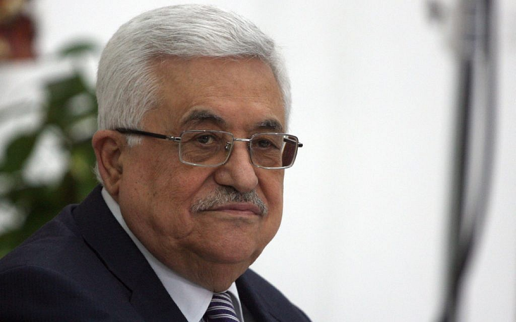 Palestinian Authority President Mahmoud Abbas (Issam Rimawi/Flash90)