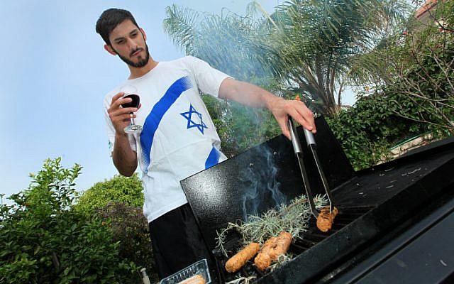 Omri Casspi, the first Israeli to play in the NBA. (photo credit: Moshe Shai/Flash90)