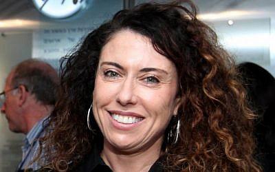 Stella Handler, chairwoman of cable company HOT (photo credit: Moshe Shai/Flash90)