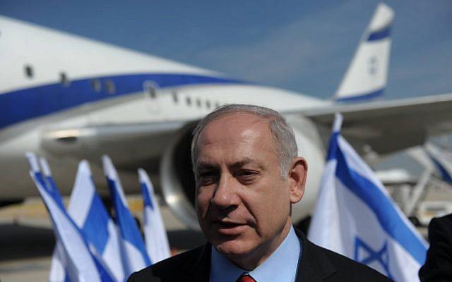 Prime Minister Benjamin Netanyahu. (photo credit: Amos Ben Gershom/GPO/Flash90)
