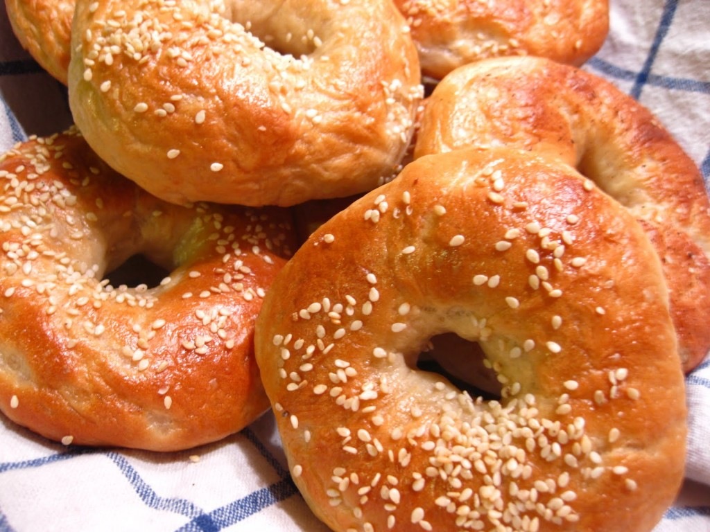 why are bagels jewish