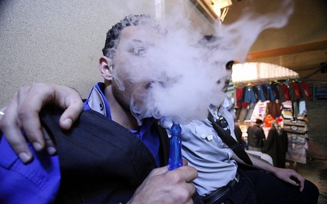 Iraqi emo youth (photo credit: AP/Alaa al-Marjani)
