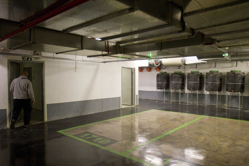 Tel Aviv Designates 60 Underground Parking Lots And