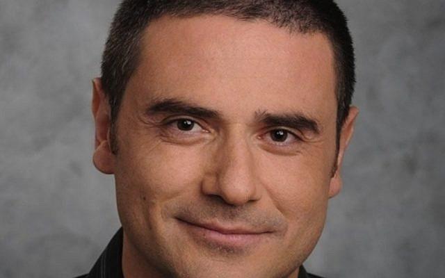 Professor Ze'ev Zalevsky (photo credit: Courtesy)